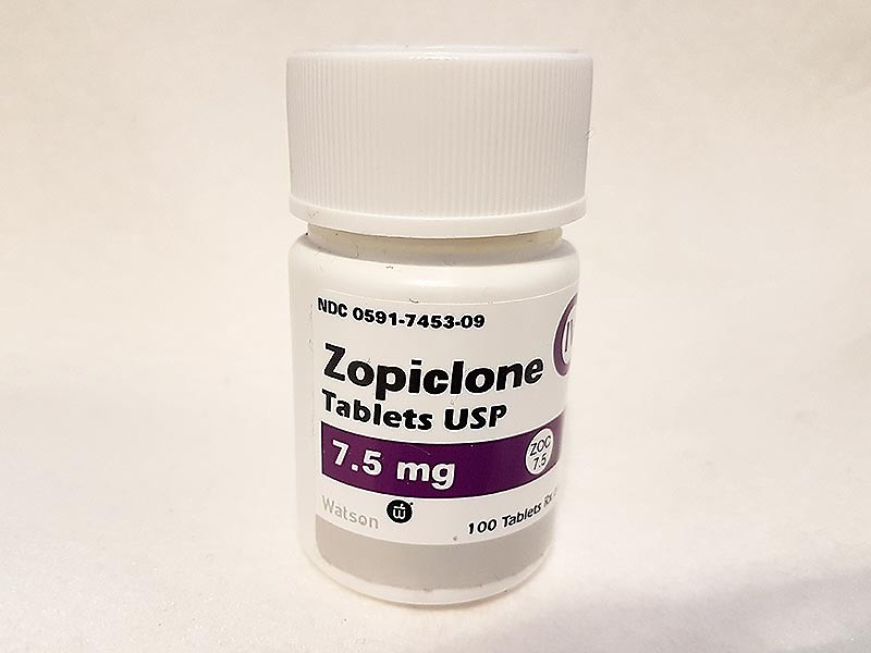 ** LAST FEW LEFT**ZOPICLONE 7.5MG TUB (x 100 Tablets) **WHILE STOCKS LAST**